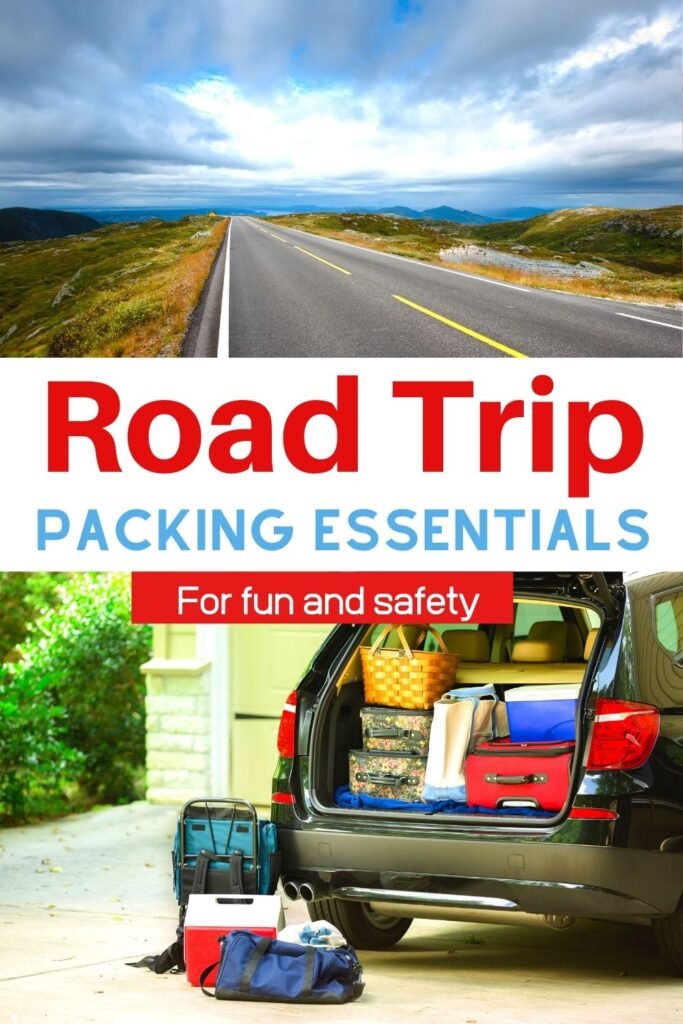 Road Trip Packing Essentials - Exploringrworld.com