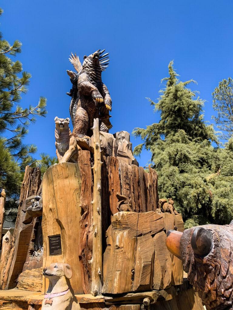 Idyllwild Monument