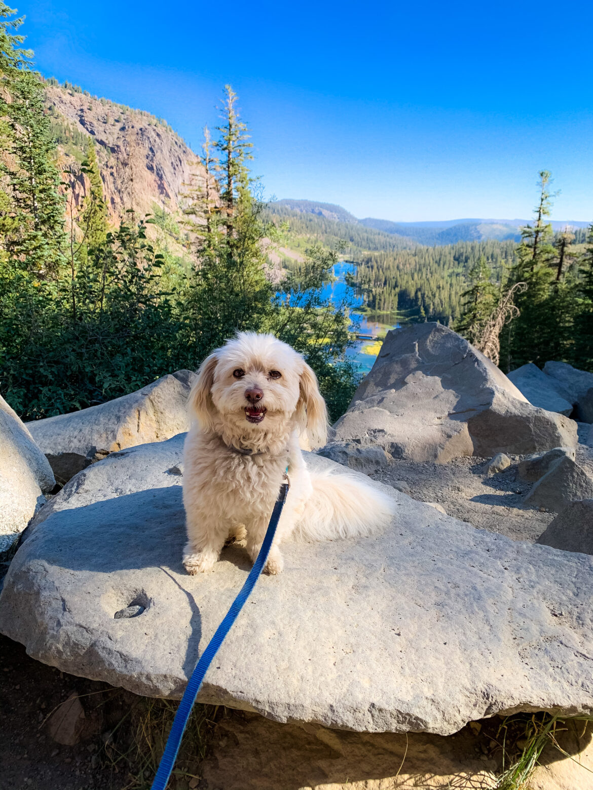 Hiking in Mammoth Lakes